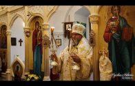 Архиерейское богослужение в честь 10-летия православной общины города Усти-над-Лабем
