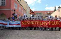 Бессмертный полк в Праге. 8-е мая 2016 г.