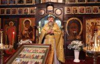Божественная литургия в Храме Успения Пресвятой Богородицы. 17 августа 2015 г.