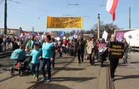 Национальный марш жизни в Праге (Hnutí Pro život ČR). 2016 г.