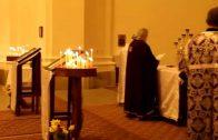 Пасхальное богослужение. 2015 г. Чехия, Усти-над-Лабем.