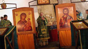 Праздничная Литургия в день памяти Святого Иоанна Пустынника. 2015 г.