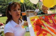 «Разноцветное солнышко» чешского города Теплице