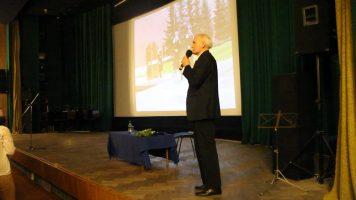 Творческий вечер Василия Семёновича Ланового в Праге. 2015 г.