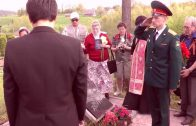 В день Георгия Победоносца в Литве торжественно захоронен прах советских воинов. 2012 г.