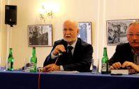 Выступление Эмиля Ворачека на круглом столе посвящённом 70-ю освобождения Чехословакии от фашистов