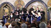Выступление хора «Светилен» (Вильнюс) в Гайновке. 12 мая 2012 г.
