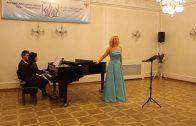 Выступление Марины Выскворкиной в РЦНК 2015.10.28