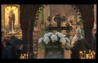 Частица мощей Николая Чудотворца в Праге, в Успенской церкви. 2016.12.26.