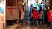Международная детская выставка рисунков «Ангелы Мира» в РЦНК в Праге