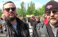 «Дороги Победы 2017» в Праге. Андрей Бобровский ответил на вопросы о мотомарше в этом году
