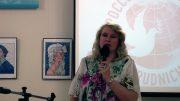 Выступление Веры Раевой на фестивале «Витамин Радости» в Праге