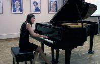 Морис Равель «Лодка в океане», исполняет Виктория Яровенко