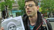 О нападении фашистов в Киеве на Станислава Сергиенко. Прага, 2017