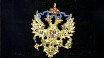 В пражском магазине Русская книга можно приобрести и духовную литературу, кресты и символику
