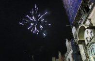 Встреча Нового 2018 года в Праге. Староместская площадь