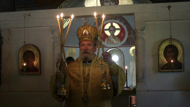 Блаженнейшему Владыке Христофору исполнилось 65 лет!