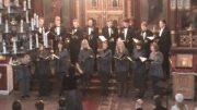 Камерный хор Крестовоздвиженского собора (Калининград) на XIII фестивале Русской духовной музыки в Вильнюсе