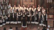 Камерный хор Салютарис (Минск, Беларусь) на XIII фестивале Русской духовной музыки в Вильнюсе