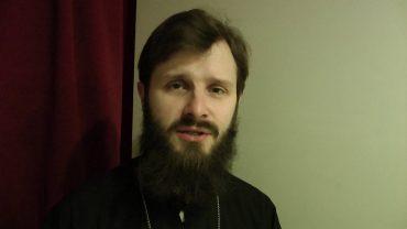 Священник Константин Лазукин в День памяти Собора новомучеников и исповедников Российских