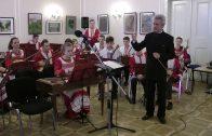 Выступление детского оркестра русских народных инструментов имени Л.В. Собинова (Ярославль) в Праге