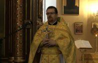 Протоиерей Виталий Моцкус. Проповедь в Прощеное воскресенье