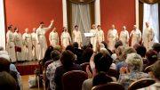 «Любо, братцы, любо» Патриарший хор Свято-Данилова монастыря