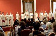 «Вдоль да по речке» Патриарший хор Свято-Данилова монастыря