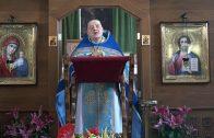 Благовещение Пресвятой Богородицы. Проповедь протоиерея Олега Махнёва