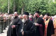 День Победы в Праге. 9 мая 2019 г. Ольшанское кладбище в Праге