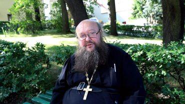 Игумен Сергий (Рыбко). Интервью о: христианстве в России и Европе, миссионерстве, рок-музыке и др.