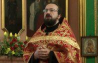 Пасхальная проповедь в день святых Виленских мучеников Антония, Иоанна и Евстафия. Игумен Антоний