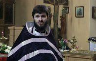 Утреня Великой Субботы с чином погребения. Проповедь священника Константина Лазукина