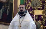 Великая Суббота. Погребение и сошествие во ад Иисуса Христа. Проповедь игумена Антония