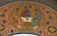 Закончился первый этап росписи храма святых Константина и Михаила в Вильнюсе