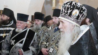 Архимандрит Кирилл Павлов — проповедь на попразднство Успения Пресвятой Богородицы