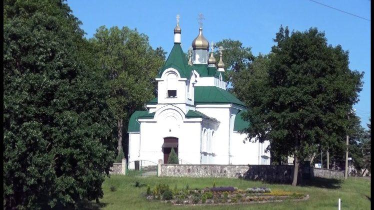 Храм во имя святого благоверного князя Александра Невского в Ужусаляй