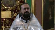 Преображение Господне. Проповедь игумена Антония (Гуриновича). Свято-Духов монастырь г. Вильнюс
